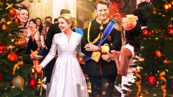 A Christmas Prince The Royal Wedding Movie