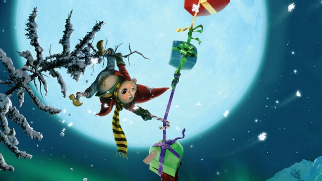 a christmas story get santa - A Christmas Story Trailer