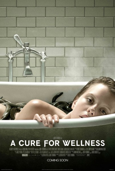A Cure For Wellness New Poster