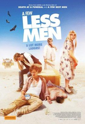 Image result for a few less men movie images