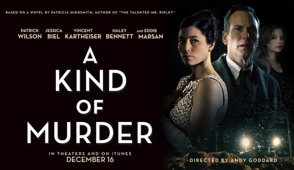 A Kind Of Murder Movie December 2016