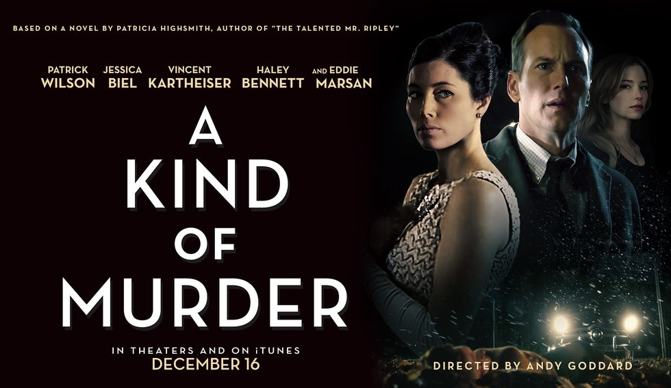 Image result for a kind of murder movie