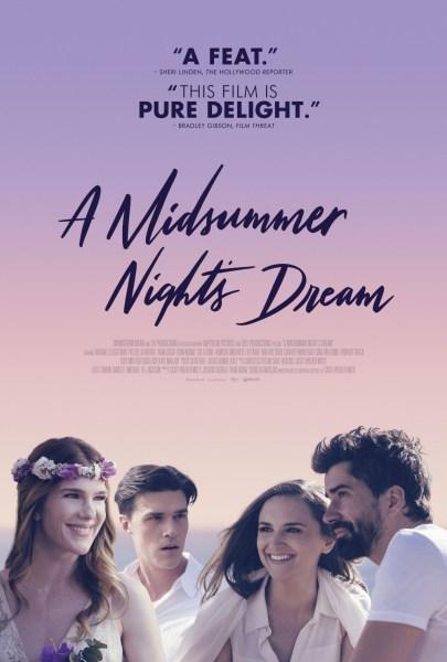 A Midsummer Night's Dream Movie Poster