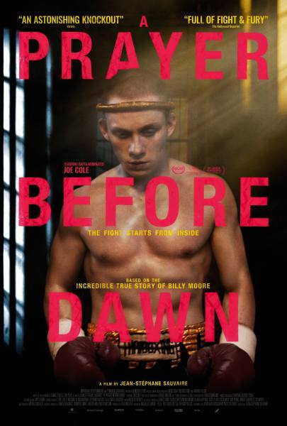 A Prayer Before Dawn UK Poster