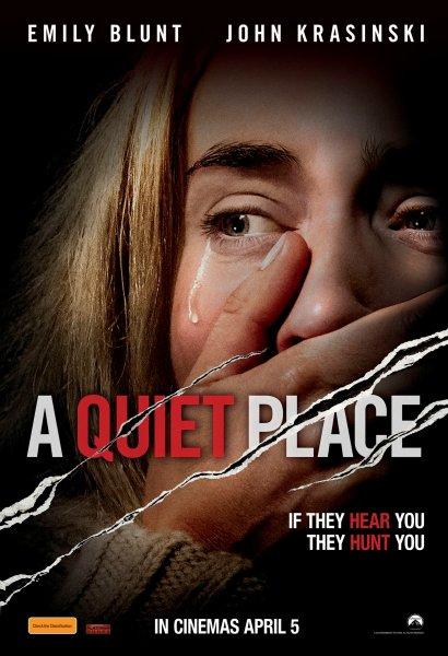A Quiet Place Australian Poster