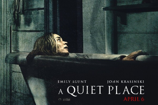 A Quiet Place Movie - 2018 - Emily Blunt