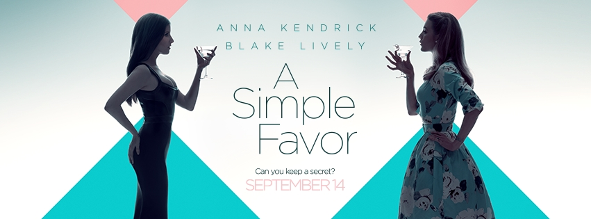 Image result for a simple favor poster