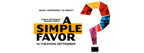 A Simple Favor Movie