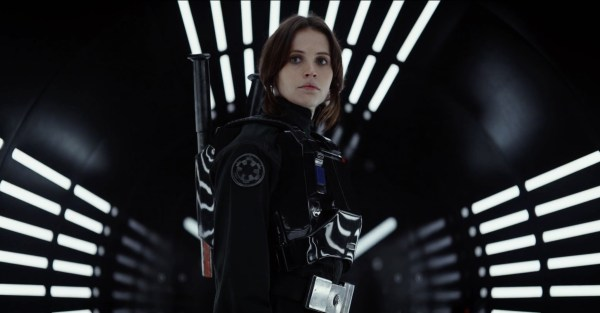 A Star Wars Story - Rogue One - December 2016 movie