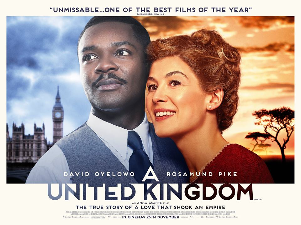 Image result for a united kingdom film