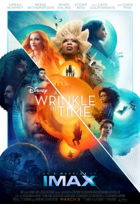 A Wrinkle In Time IMAX Poster