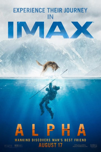 ALPHA IMAX Poster