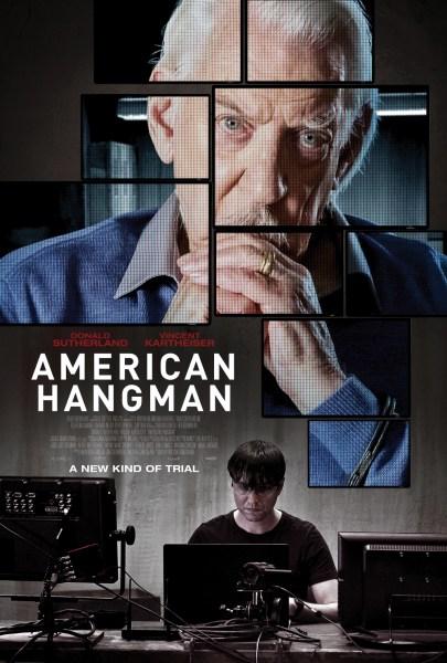 AMERICAN HANGMANG Theatrical Poster
