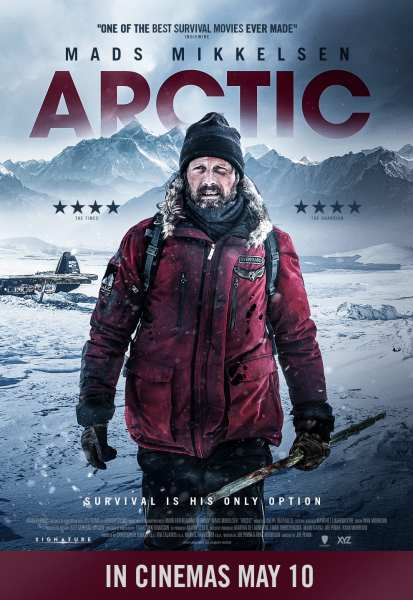 ARCTIC UK Poster