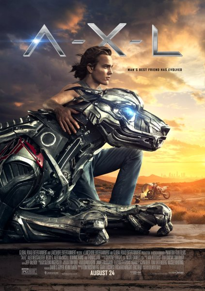 AXL Movie Poster
