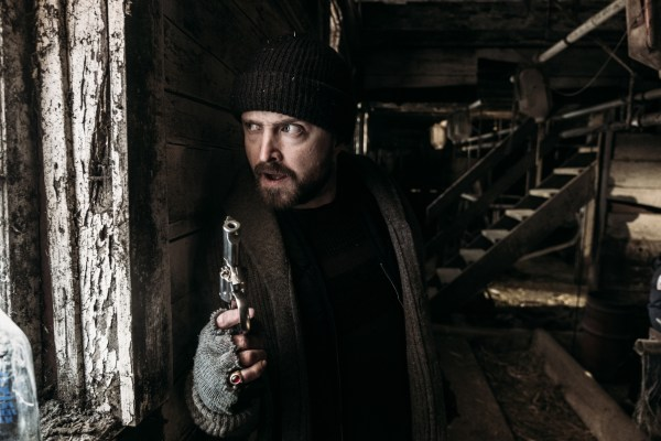 Aaron Paul - The Parts You Lose Movie