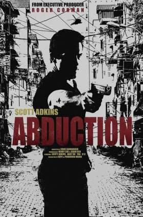 Abduction Movie Poster - Scott Adkins