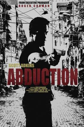 Abduction Movie Poster - Scott Adkins