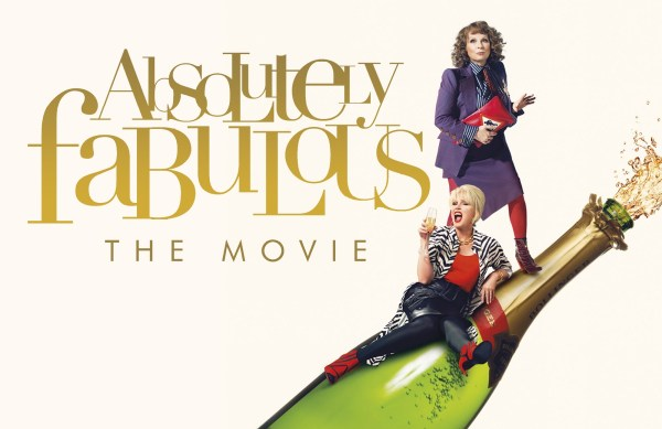 Absolutely Fabulous The Movie 2016