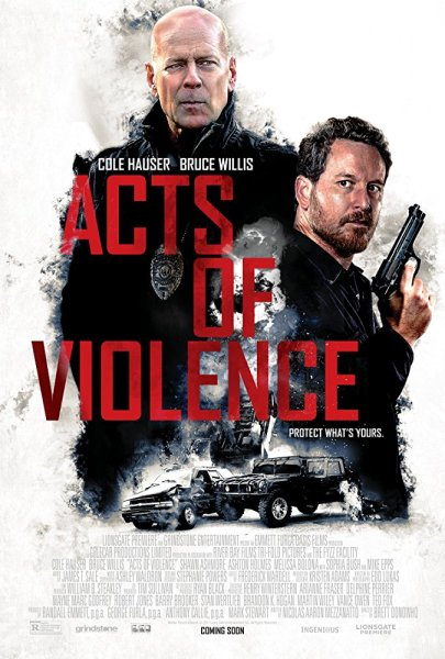 Acts Of Violence Movie Poster