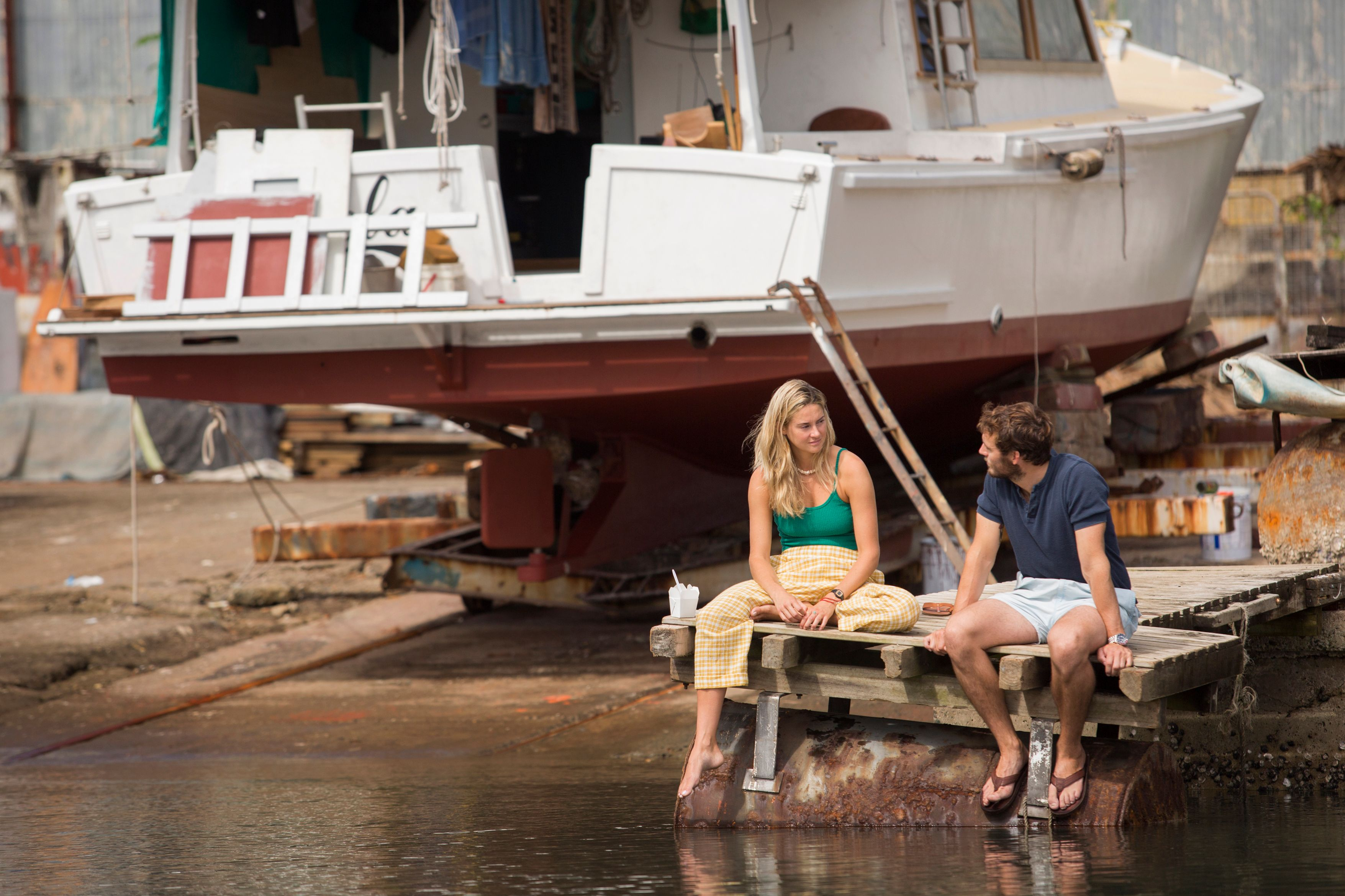 Click On A Picture To Enlarge Adrift Movie