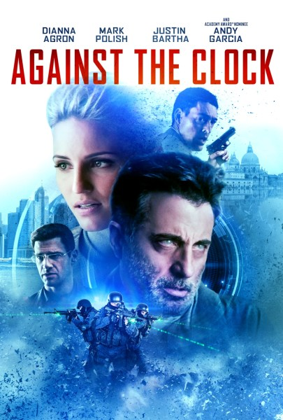 Against The Clock Movie New Poster