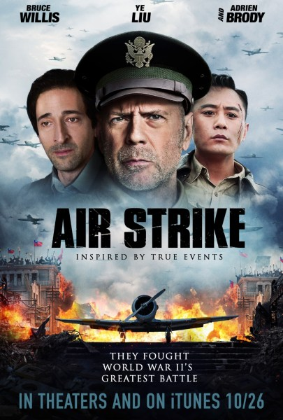 Air Strike Movie Poster