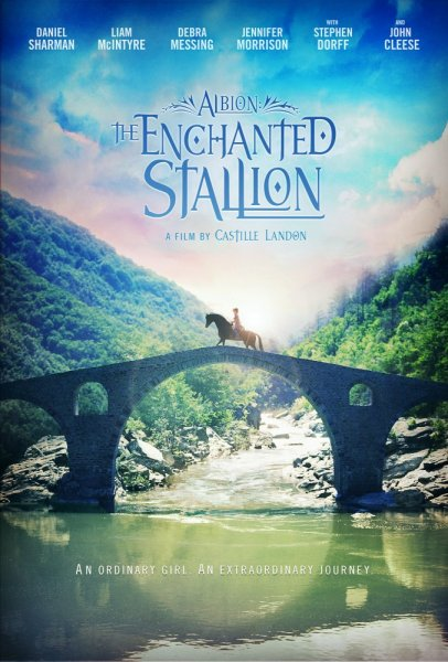 Albion The Enchanted Stallion Movie Poster
