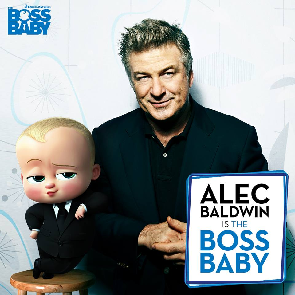 The Boss Baby Movie Voice Cast and Characters : Teaser Trailer