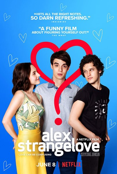 Alex Strangelove Movie Poster