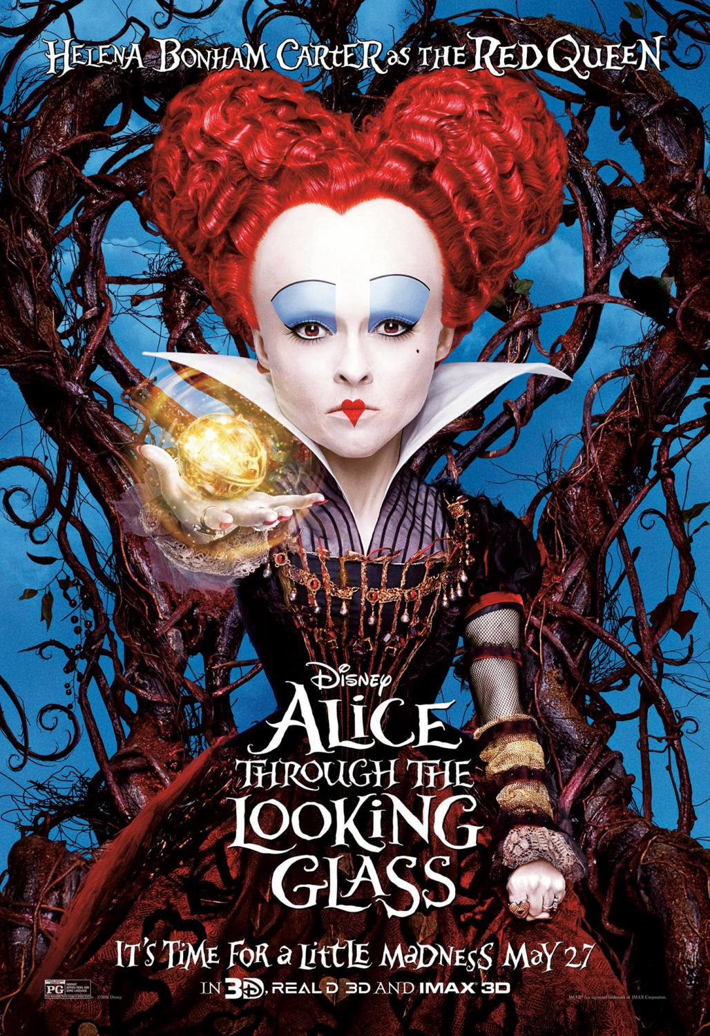 alice in wonderland 2 teaser trailer