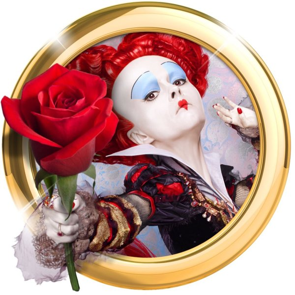 Alice Through the Looking Glass - Valentine's Day