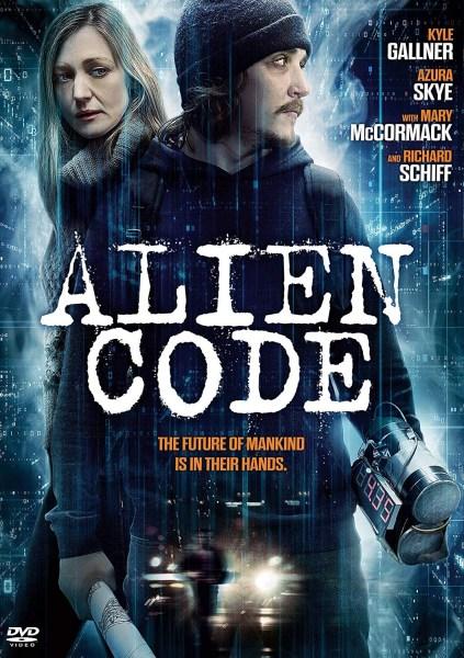 Alien Code Movie Poster