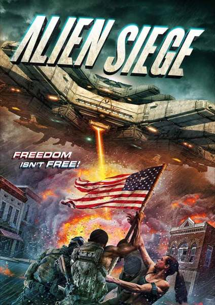 Alien Siege Movie Poster