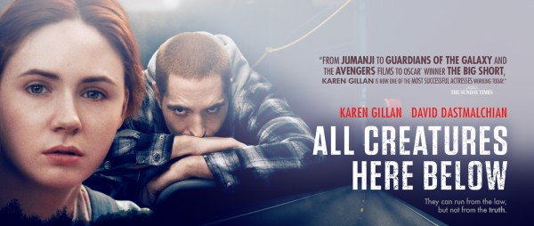 All Creatures Here Below Movie Banner Poster