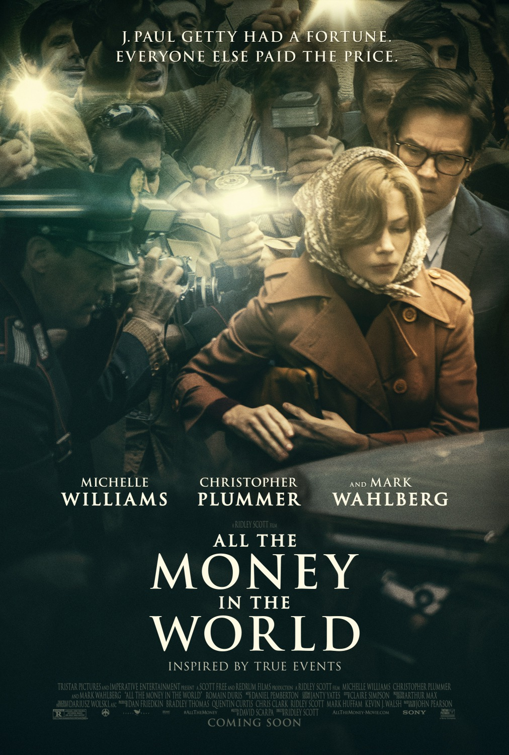All The Money In The World Trailer