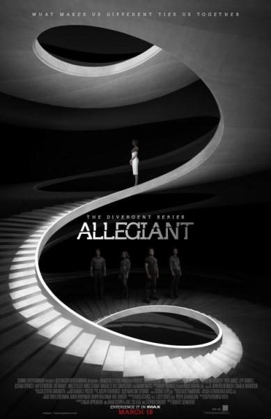 Allegiant IMAX Poster