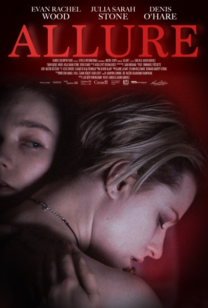Allure Movie Poster