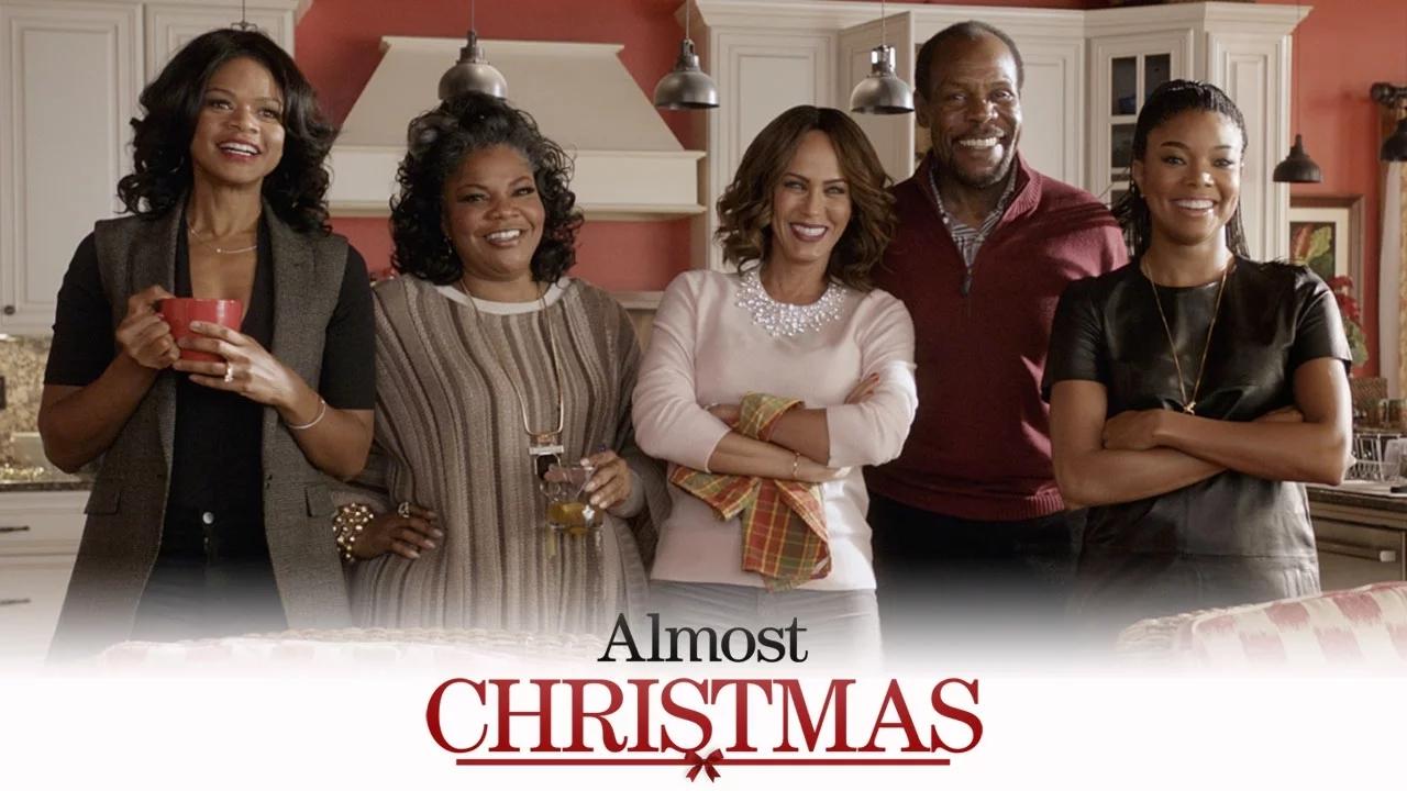 almost christmas movie trailer - British Christmas Movie