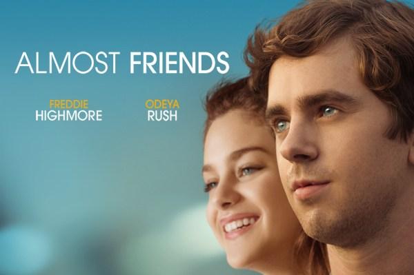 Almost Friends Movie 2017