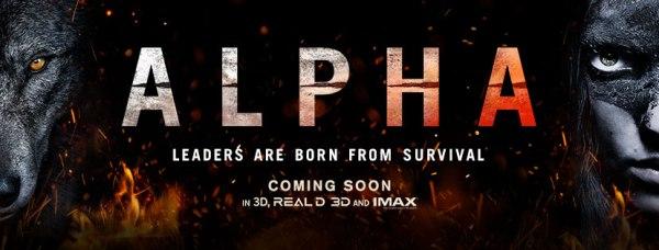 Alpha Movie 2018