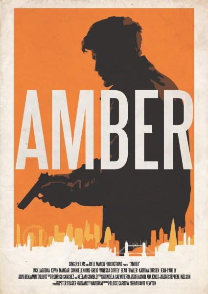 Amber Movie Poster