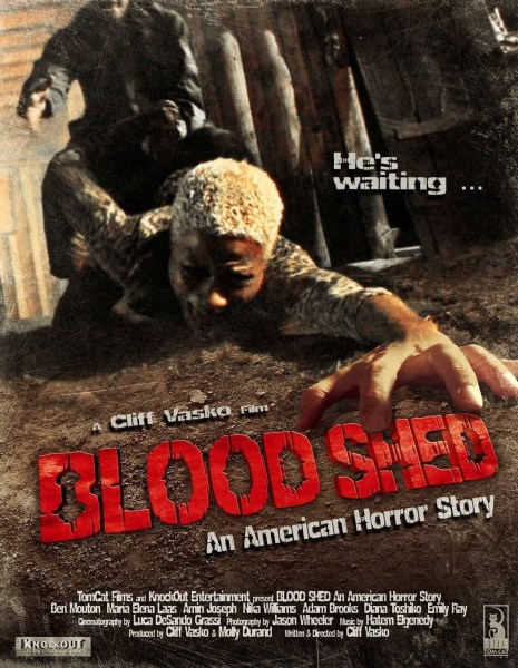 American Blood Shed Movie Poster