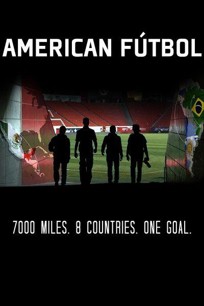American Futbol Poster