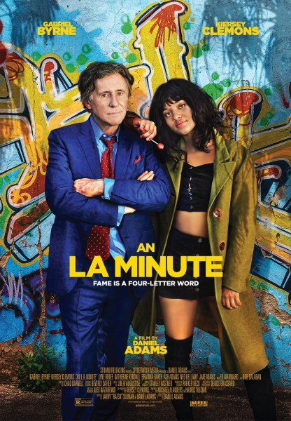 An LA Minute Movie Poster