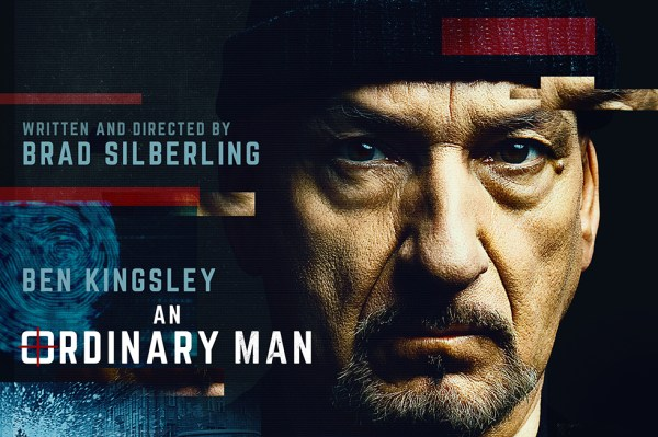 An Ordinary Man Ben Kingsley