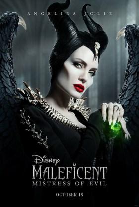 Angelina Jolie Maleficent - Mistress Of Evil Movie