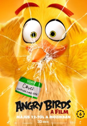 Angry Birds - Movie - New character poster (5)