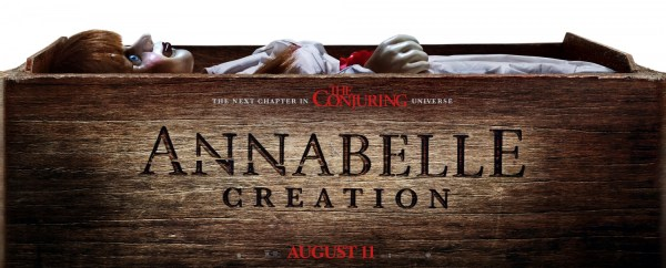 Annabelle Creation New Banner Poster