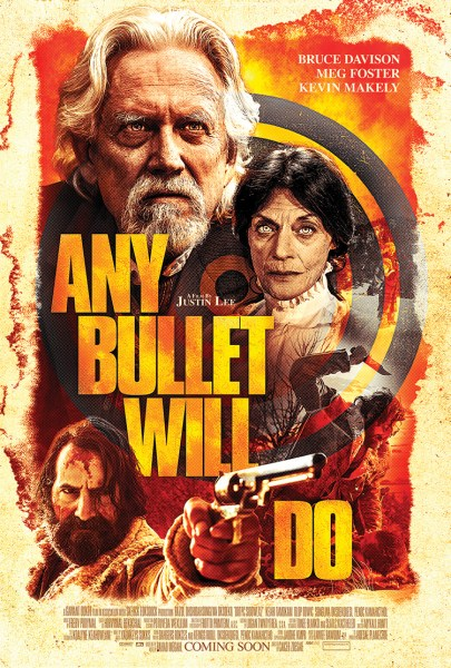 Any Bullet Will Do Movie Poster